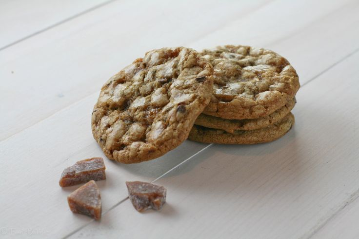 Salted Browned Butter Butterscotch Chocolate Chip Cookies & A Giveawa ...