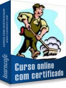 Novo curso online! AUXILIAR DE SERVIÇOS GERAIS - http://www.learncafe.com/blog/?p=1433