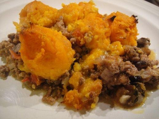 Sweet Potato Shepherd's Pie   Recipe