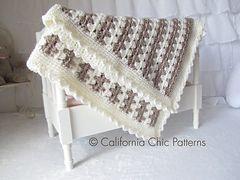 Free Crochet Baby Blanket Patterns - Free Crochet Kids