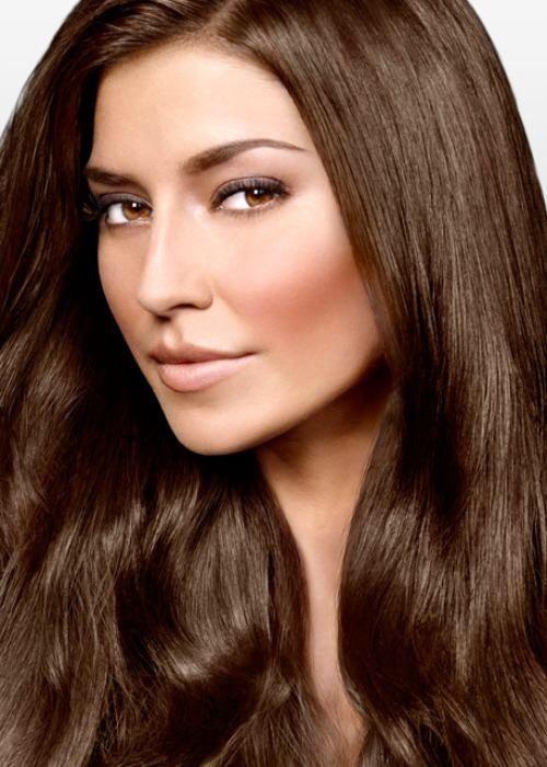 Warm Brown Color Hair Pinterest