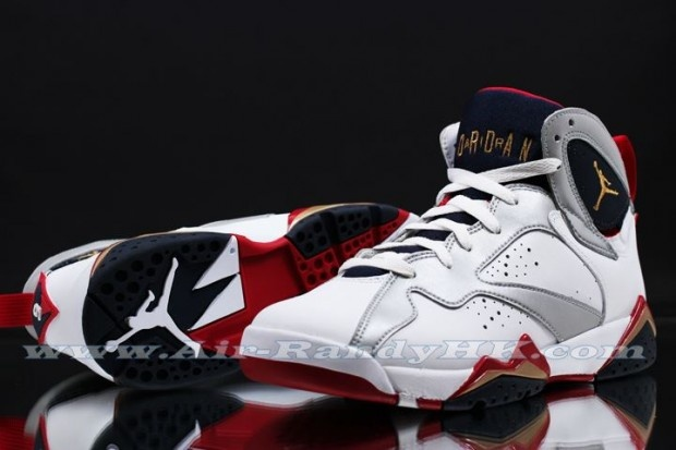 Who's copping Oly 7's this summer?