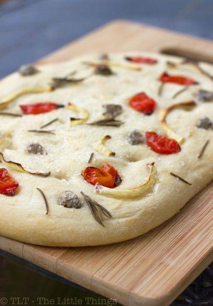 Soft, Cheesy 'Focaccia Recipes — Dishmaps