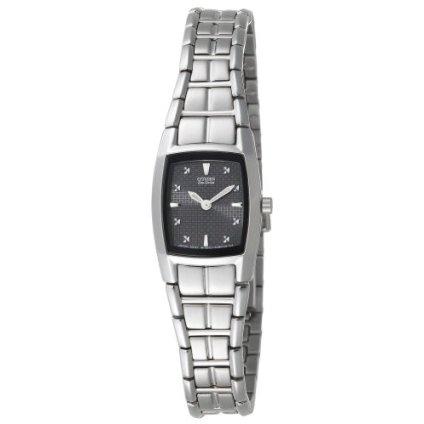 Citizen Women's EW9700-56E Eco-Drive Dress Stainless Steel Watch