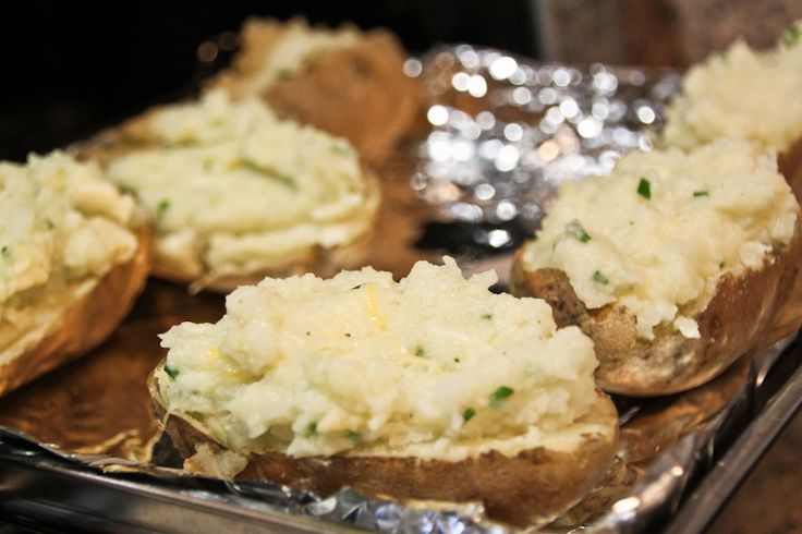 Twice Baked Potatoes with Broccoli and Cheese | The Picky Eater: A ...