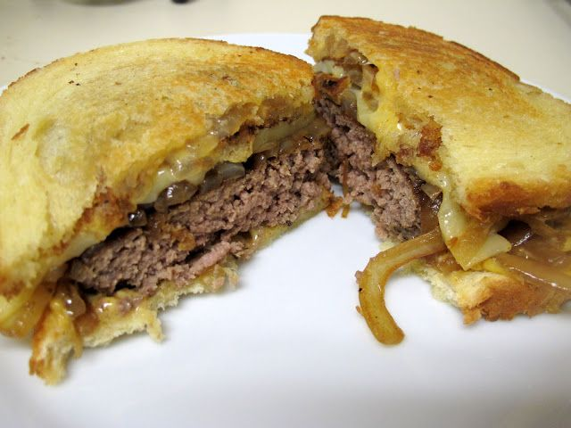 Patty melt | Ground beef recipes | Pinterest