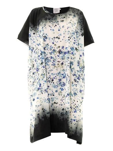 Shop now: Preen Forget-me-not kaftan