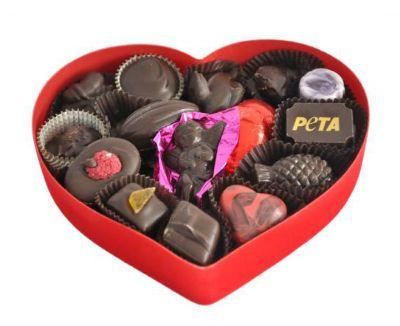 vegan valentine chocolate uk