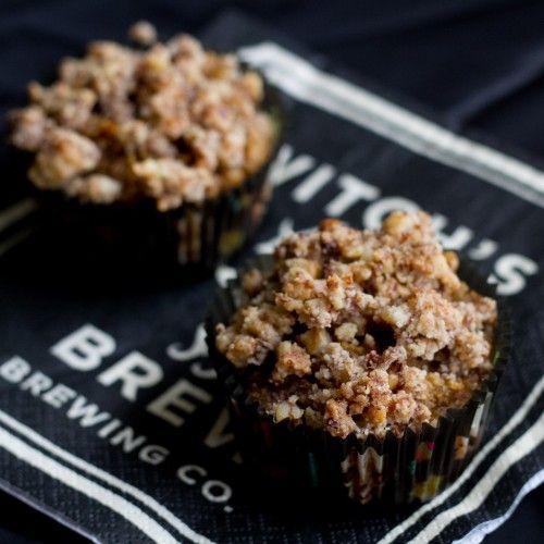 MuffinMonday: Gluten-Free Pumpkin Streusel Muffins