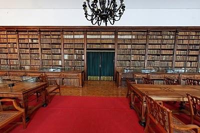Biblioteca Geral da Universidade de Coimbra, Sala do Catálogo. Coimbra (Portugal).