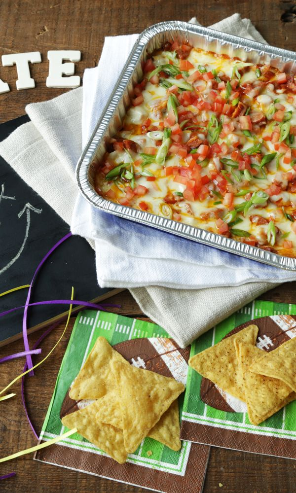 Layered Taco Dip Recipe — Dishmaps