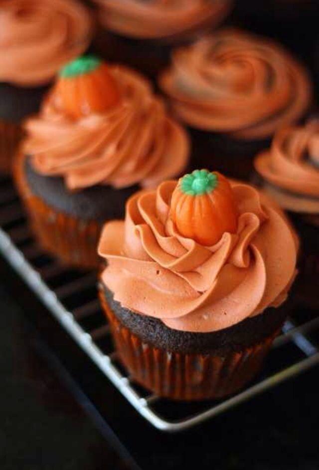 Cute Halloween Cupcake Ideas Yum Yum Pinterest