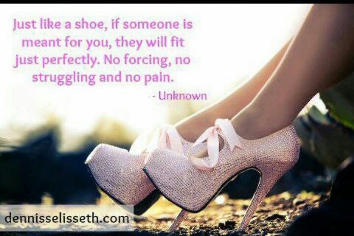 If the shoe fits wear it huh say what good stuff pint