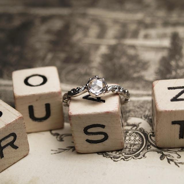 The loveliest ring - Rust Jewelry