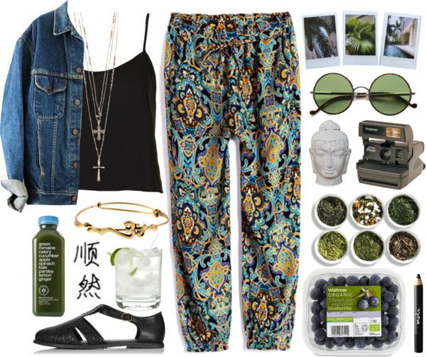 """Ethnic"" by child-of-the-tropics ❤ liked on Polyvore"