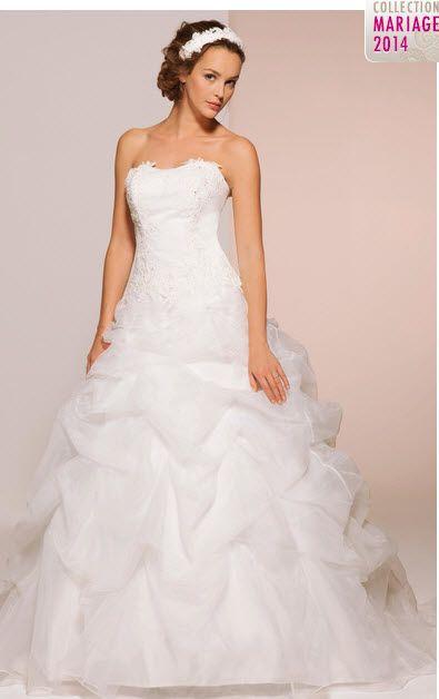 ... petitbudget  Robes de mariée grande taille // Plus size we