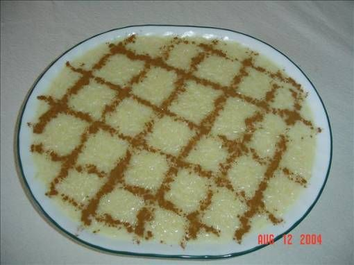 Arroz Doce (Portuguese Sweet Rice) | Step 1:my Portuguese heritage ...