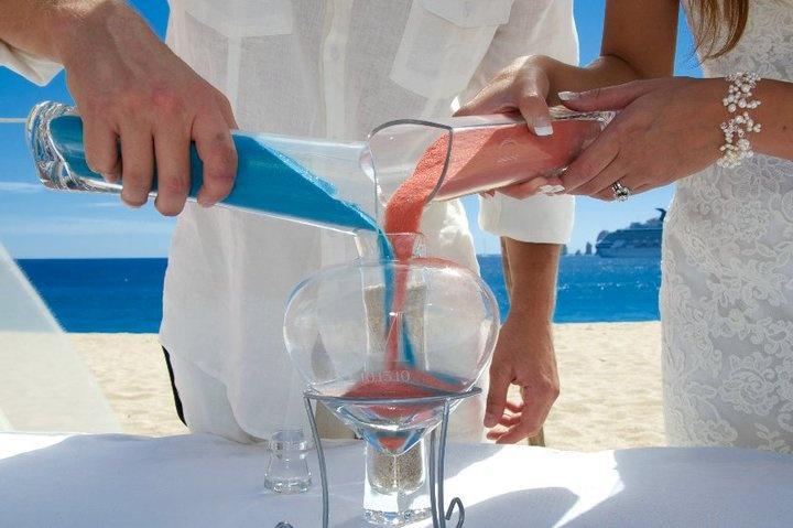 my beach wedding sand ceremony wedding ideas pinterest