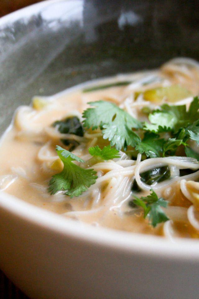 Thai Coconut Shrimp Soup | Food and Libations | Pinterest
