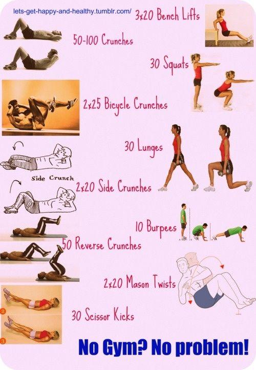 Workouts workouts.