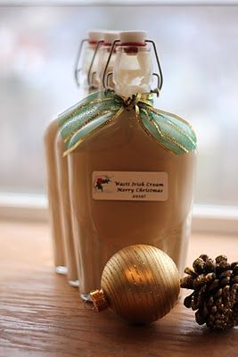 DIY Irish Cream | Diy | Pinterest