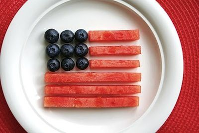 easy healthy 4th of july desserts