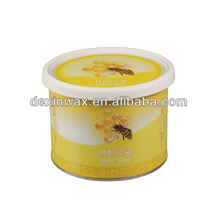 how to make honey wax for hair removal