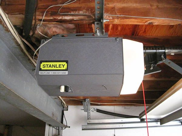 securalift garage door opener manual