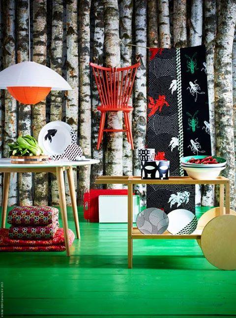 Aspelund Kleiderschrank Von Ikea ~ IKEA limited edition TRENDIG  I'm Floored!  Pinterest