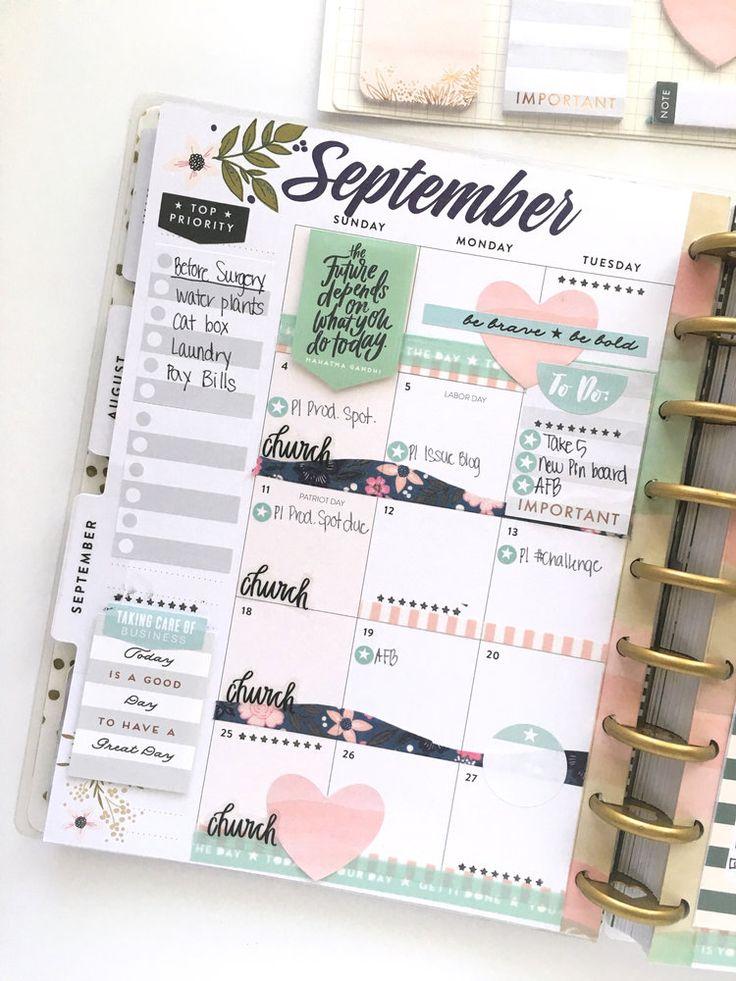 Best 20+ Planner ideas ideas on Pinterest | Doodle ideas, Bullet ...