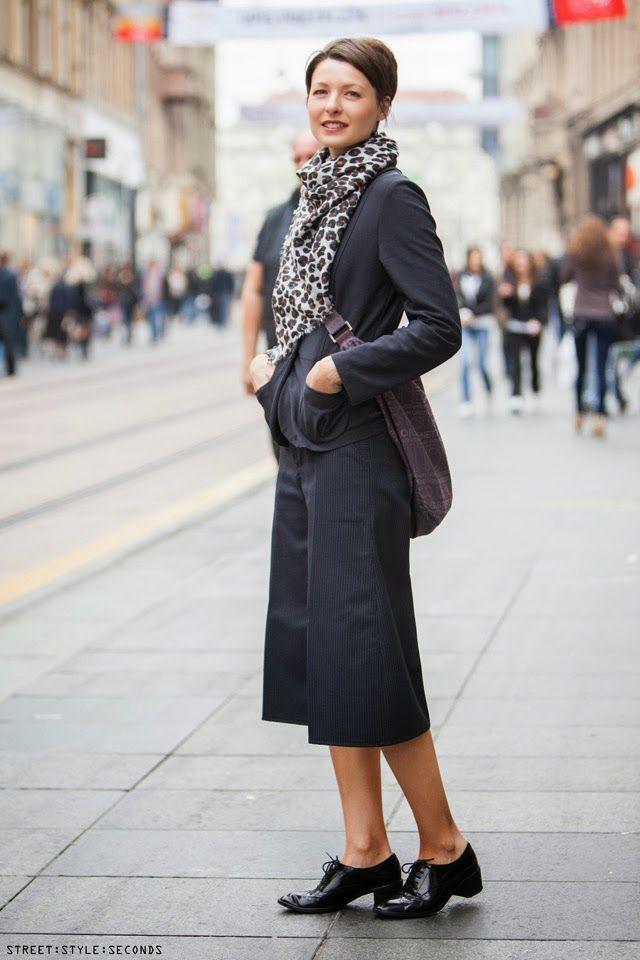 Zagreb street womens urban fashion   My Style Pinboard   Pinterest
