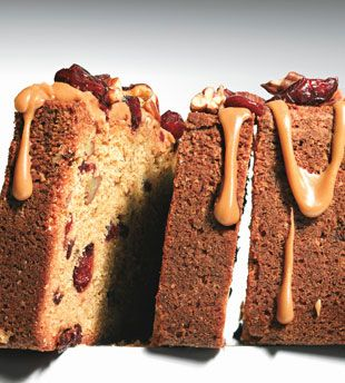Espresso Pound Cake with Cranberries and Pecans: Recipe: bonappetit ...