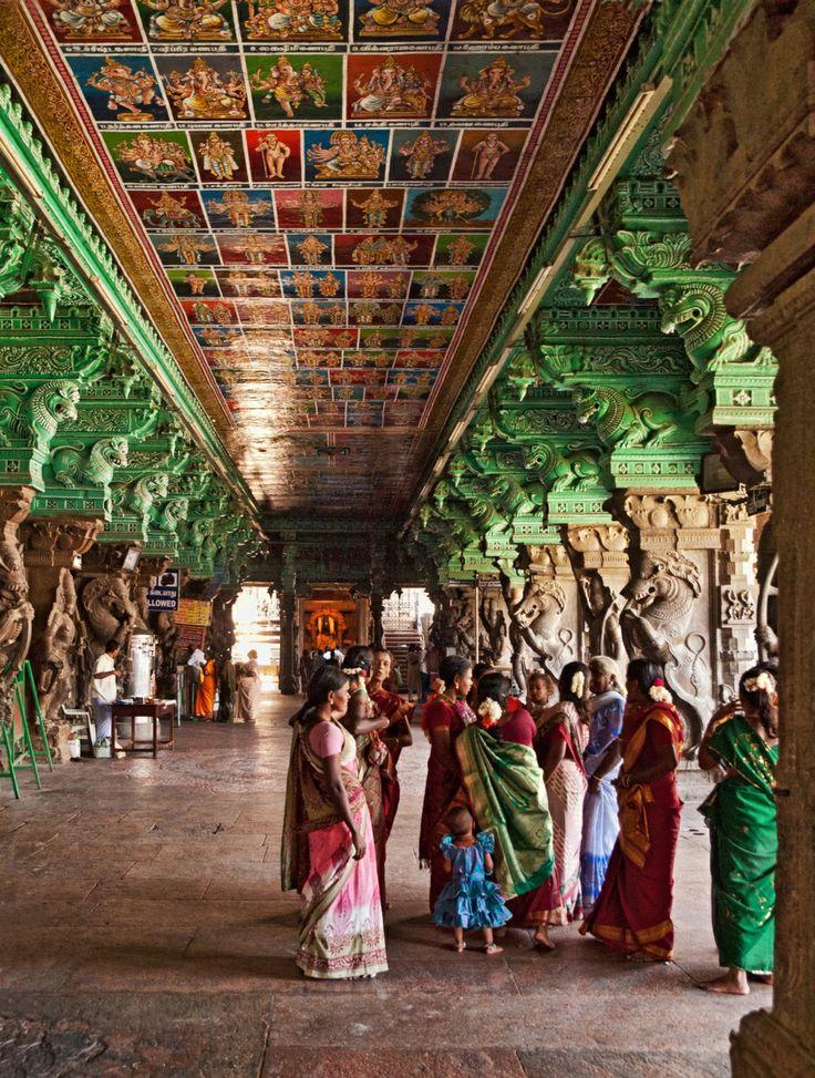 Sri Meenakshi temple |...