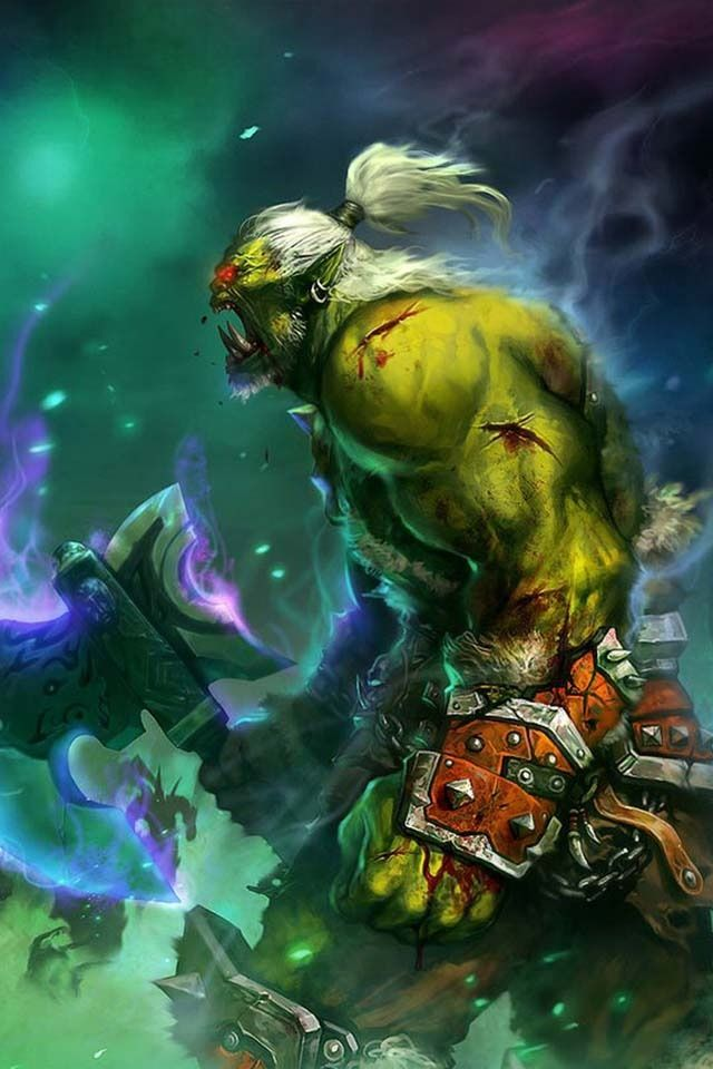 warcraft orc horde - photo #33