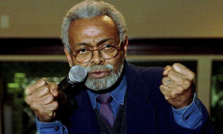 Amiri Baraka: my fiery inspiration
