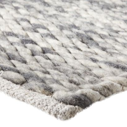 Threshold™ Twist Area Rug - Gray/Cream