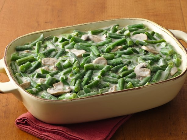 gluten free vegan green bean casserole the vegan gluten free sequel ...