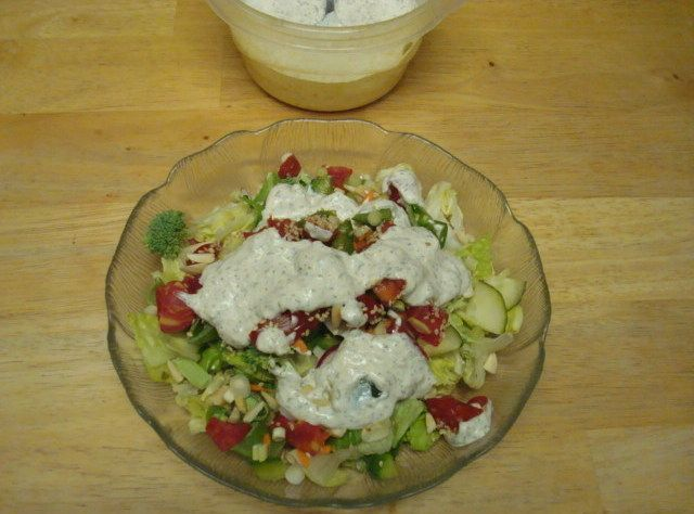 Creamy Cucumber Dill Dressing | Recipes II | Pinterest