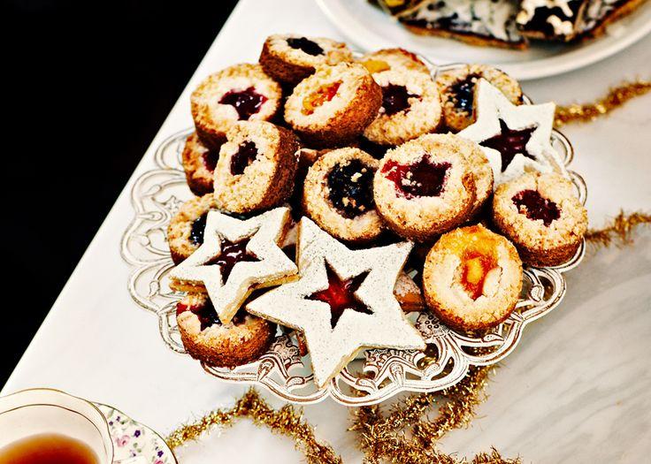 Linzer Stars - Bon Appétit