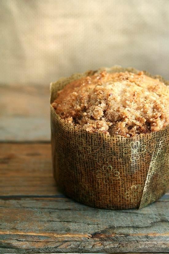 Coffee Cake Muffins | BISCUITS, MUFFINS, SCONES & TOAST | Pinterest