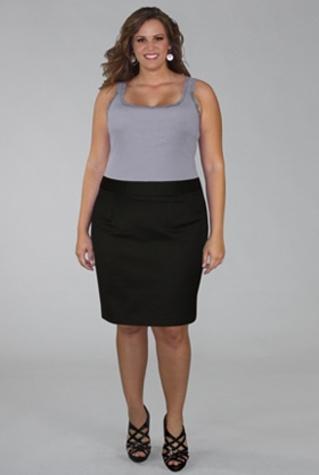 Plus Size Office Wear Pinterest Holiday Dresses
