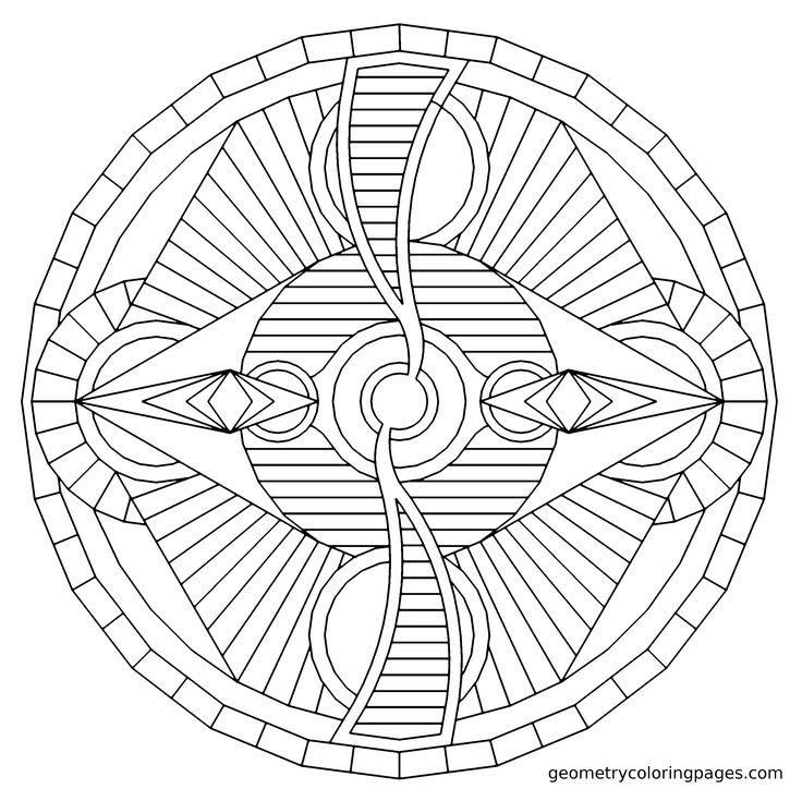 hex signs coloring pages - photo#4
