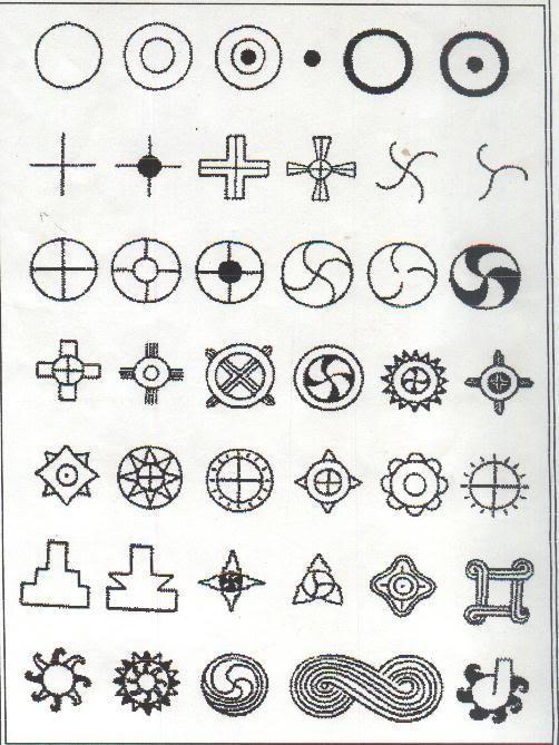 Creek Nation Tattoos