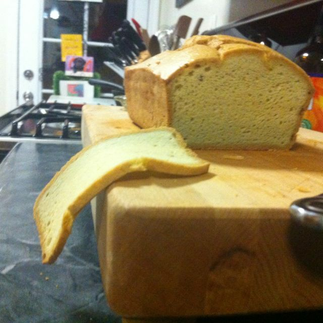 Paleo bread    A recipe that I've not seen before...