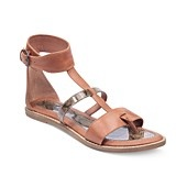 Lucky Brand Womens Shoes, Blanca Flat Thong Sandals. Comes in pink and