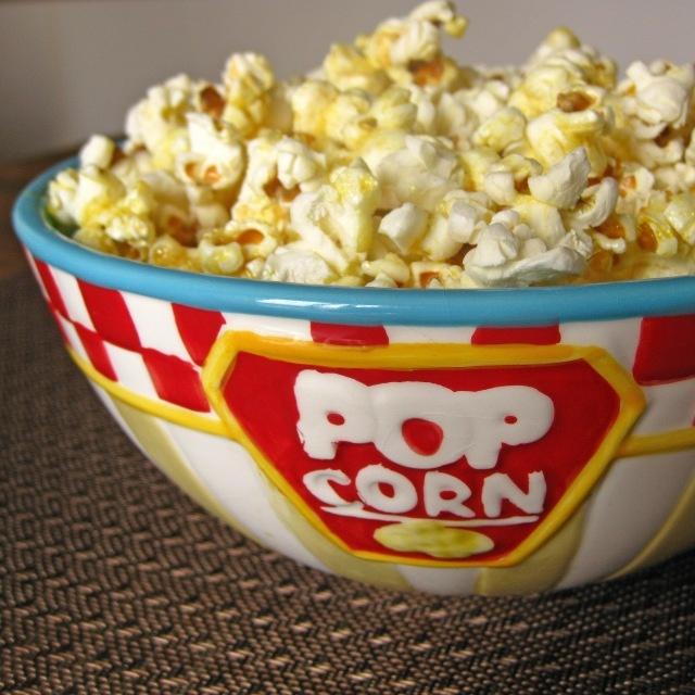 Indian Spiced Popcorn | Master Chef | Pinterest