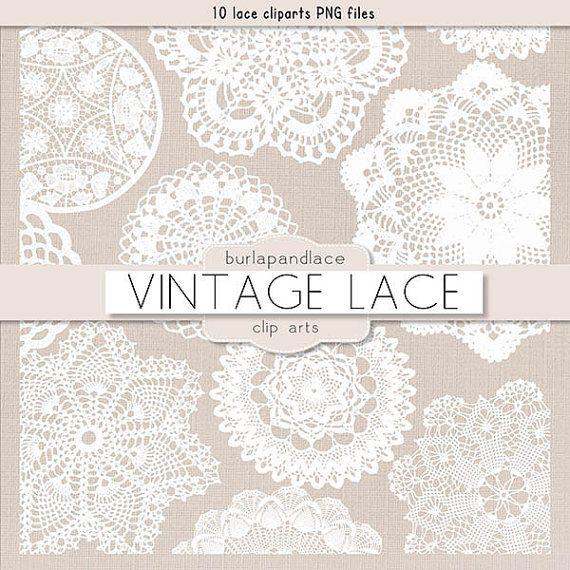 Lace Clip Art Clipart doily clip art, lace