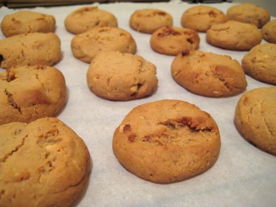 Cashew Butter Crunch Cookies | Coffee House | Pinterest
