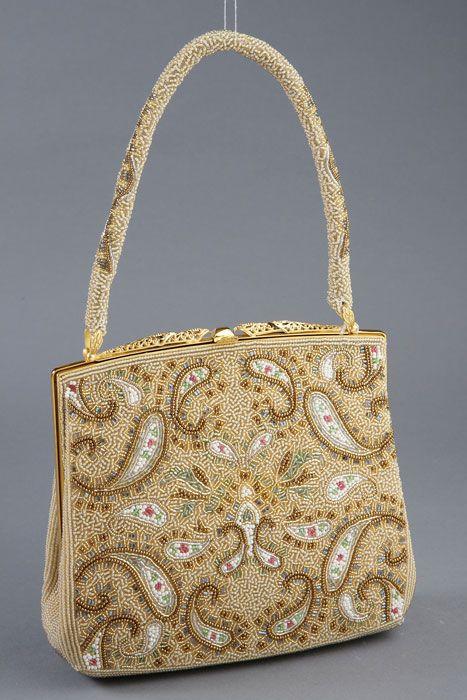 Bolsos de diseño, bordadas con perlas y lentejuelas. Comentarios: LiveInternet - Russian servicios en línea Diaries