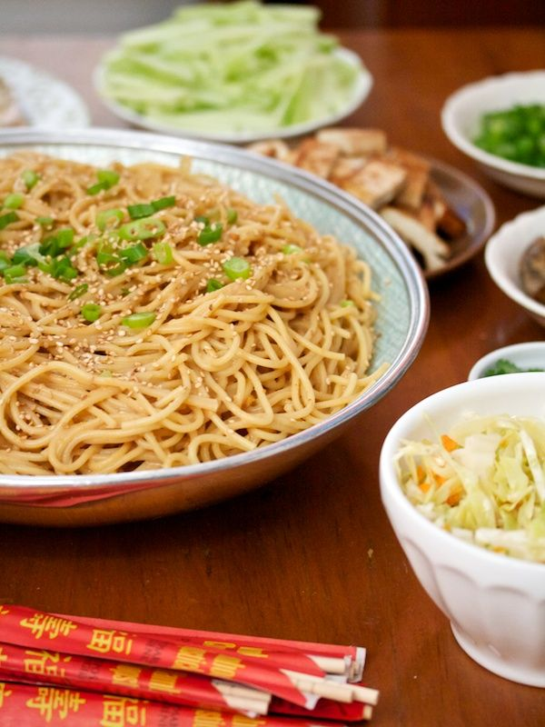 How to Host a Noodle Bar Party